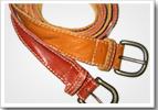 オリジナルベルト 柔らかい革ビンテージ加工