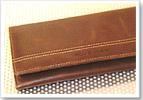 革小物 横財布