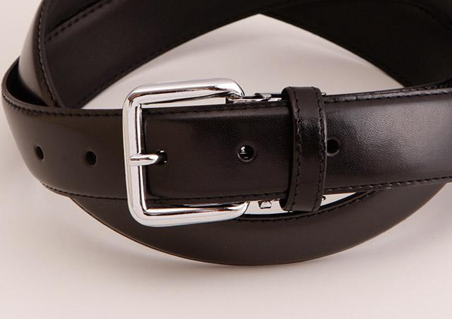 30ミリ幅 合成フェザー仕上げ 定番 学生用ベルト 紳士用ベルト ベルト