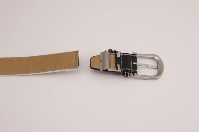 35ミ幅 LIFEGUARD(ライフガード) レザーベルト LG1001 ベルト革ベルト