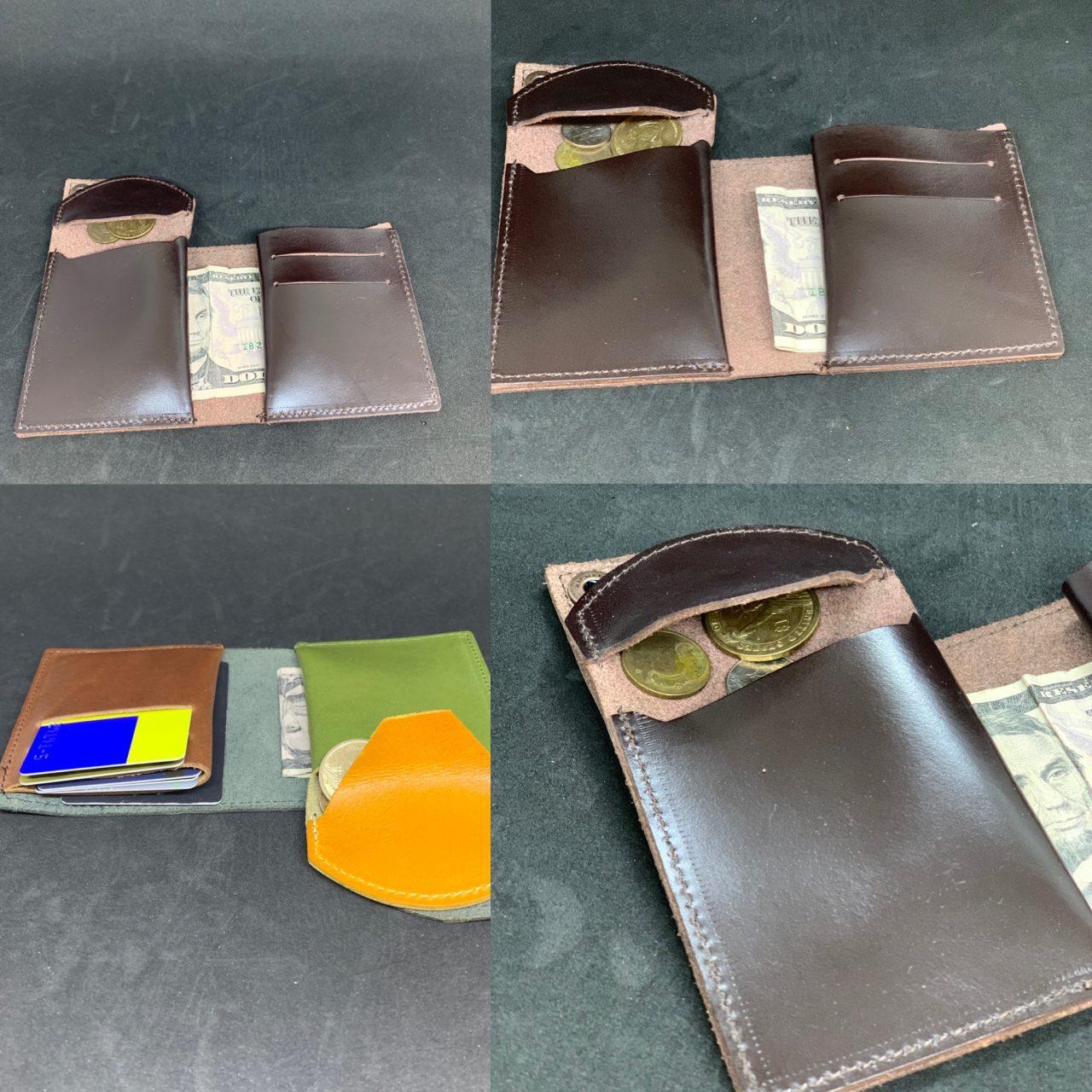 財布 栃木レザー 二つ折り 本革 ウォレット 2つ折り財布 コインケース 小銭入 れ メンズ レディース お札入れ カード入れ コインキャッチャー コンパクト 日本製